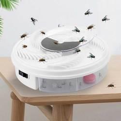 Armadilha de mosca eficaz elétrica dispositivo de pragas inseto coletor automático flycatcher armadilha de mosca captura artefatos armadilha de insetos usb plug