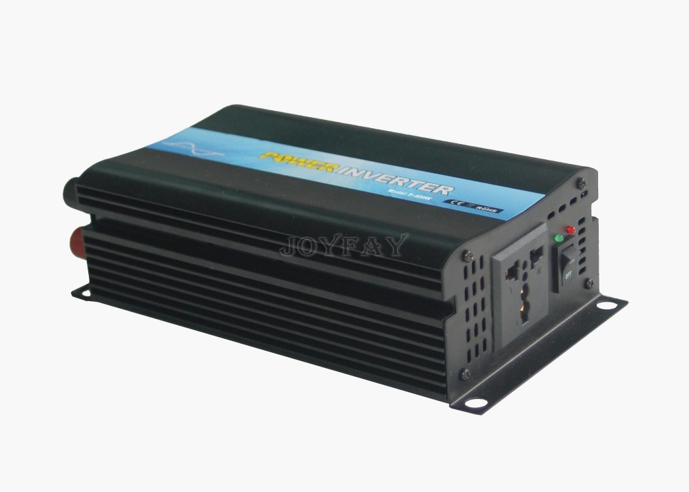 600W Pure Sine Wave DC 12V to AC 220V Power Inverter pure sine wave inverter 12v to 220v 600w
