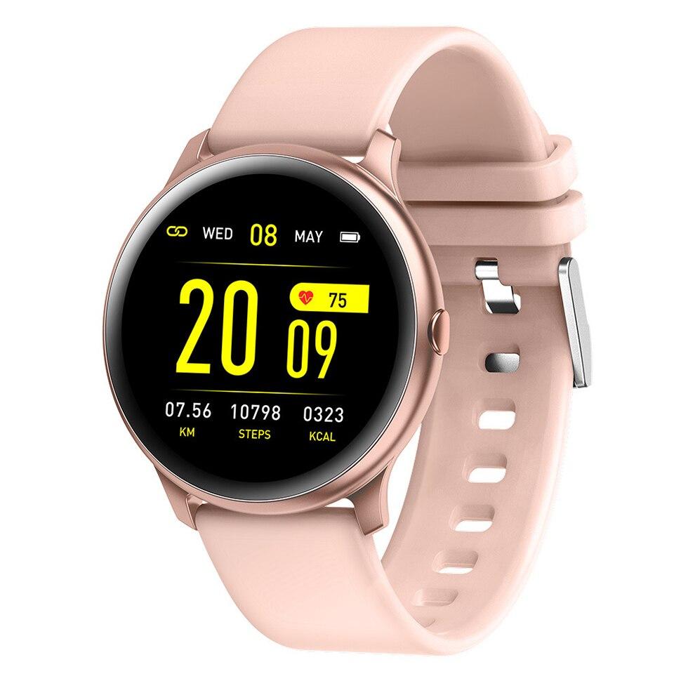 Montre intelligente Sport fréquence cardiaque 28