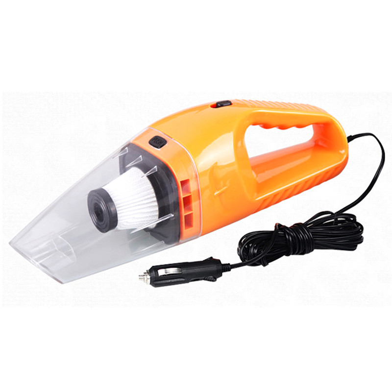 5M 120W 12V Car Vacuum Cleaner Super Suction Wet And Dry Dual Use Vaccum Cleaner