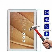 """Asusのzenpad 10強化ガラススクリーンプロテクターフィルム用asus zenpad 10 Z301MFL Z301ML Z301MF Z301M z301 10.1 """"ガラスフィルム"""