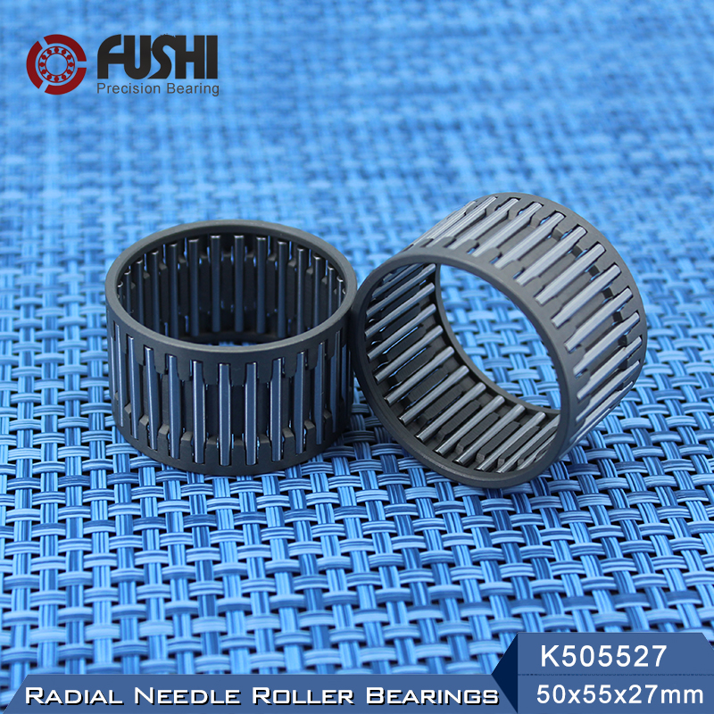K505527 Bearing size 50*55*27 mm ( 1 Pc ) Radial Needle Roller and Cage Assemblies K505527 Bearings K50x55x27K505527 Bearing size 50*55*27 mm ( 1 Pc ) Radial Needle Roller and Cage Assemblies K505527 Bearings K50x55x27