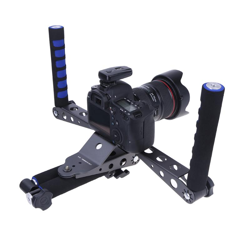 Vanpower Camera Shoulder Stabilizer Bracket Damping Shock Absorption Steadicam Steadycam with Handle for Canon Nikon SonyVanpower Camera Shoulder Stabilizer Bracket Damping Shock Absorption Steadicam Steadycam with Handle for Canon Nikon Sony