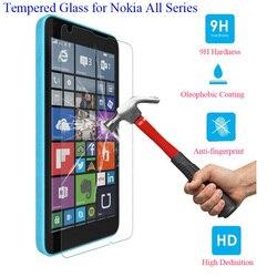 9 H Trempé Protecteur D'écran En Verre Film Pour Nokia Lumia 640 630 535 520 525 530 540 550 625 635 640XL 720 730 830 920 930 950