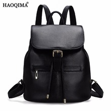 Haoqima Пояса из натуральной кожи из натуральной коровьей кожи Для женщин рюкзак сумка
