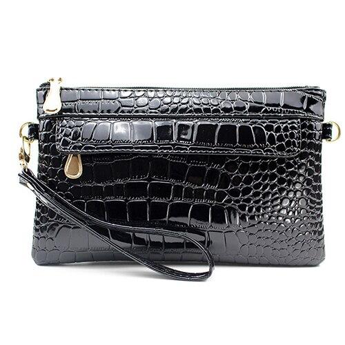 Alligator Handbags PU...