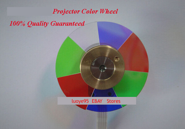 Free Shipping ! NEW original For OPTOMA HD70 Projector Color Wheel or hd70 dv10 color wheel