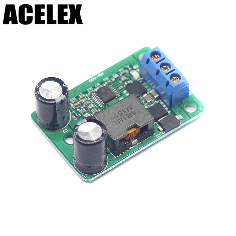 24V/12V To 5V/5A 25W DC-DC Buck Step Down Power Supply Module Synchronous Rectification Power Converter 12v to 5v 24v to 5v 5a dc dc step down power supply car power converter black page 8
