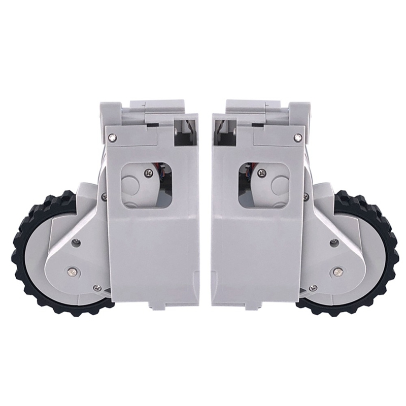 For Mi Robot Caster Motor Wheel Assembly Caster for Xiaomi Mi Robot Vacuum Cleaner Robot Repair Parts Accessories Vacuum Cleaner Parts     - title=