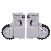 Mi 로봇 캐스터 모터 휠 어셈블리 캐스터 xiao mi mi 로봇 진공 청소기 로봇 수리 부품 액세서리