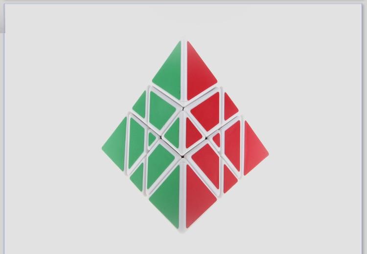 YongJun Moyu Triangle Strange Pyramid Pyraminx Magic Cube Speed Puzzle Twist Cubes Cubo Magico Educational Toys