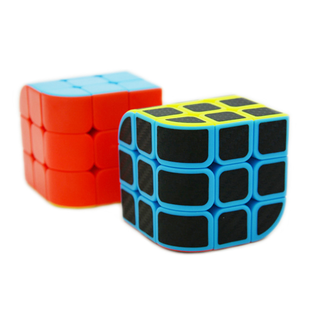 Babelemi 3x3x3 Trihedron Magic Cube Speed Puzzle