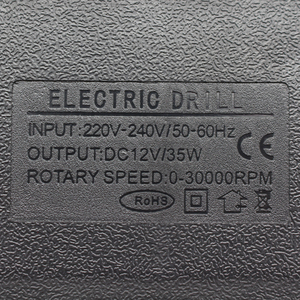 Image 5 - 35 Watt JD400 Pro Elektrische Nail art Bohrmaschine Nagel Ausrüstung Maniküre Pediküre Dateien Elektrische Maniküre Bohrer & Zubehör