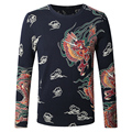 pullover men SB32 M-4XL sweater men christmas sweater for men sueter hombre pull homme marque