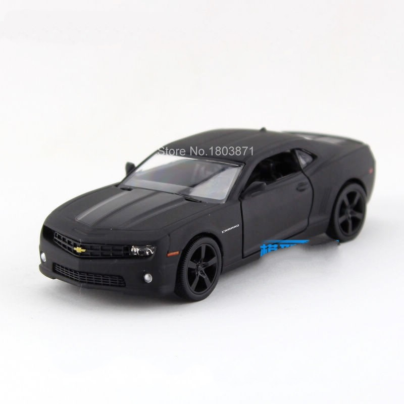 freeshipping children uni fortune chevrolet camaro bumblebee model car 136 5inch diecast metal
