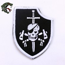 "TSNK New Enthusiasts ""NAVY SEAL/DEVGRU/Sliver Squadron Te'a'm"" Tactical Morale Patch Army Badge Armlet(China)"