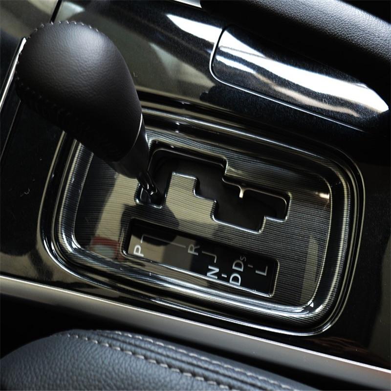 Mode! 4 stücke Für Mitsubishi Outlander 2013 2014 2015 2016 Innen Tür audio lautsprecher dekoration abdeckung borte