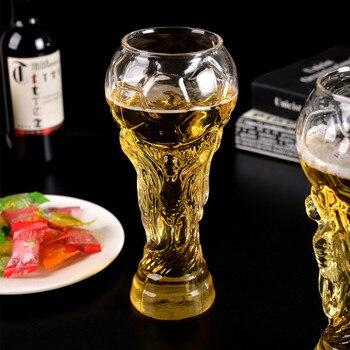 Gran capacidad original novedad Copa del Mundo de fútbol Copa de cerveza KTV Bar carnaval fiesta copas de vino Friut para fútbol regalo de seguidor