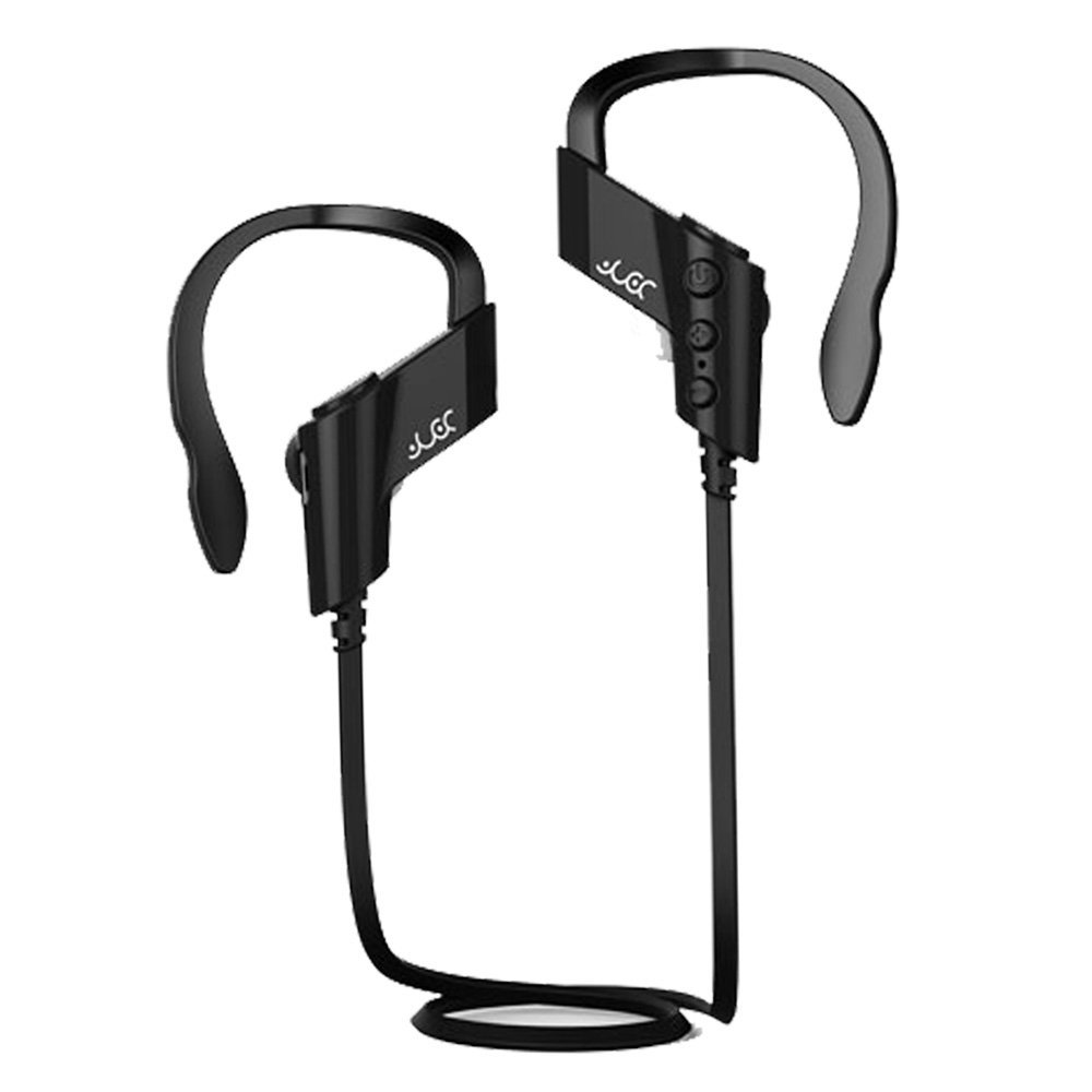 S-501 Stereo earphone Wireless Bluetooth Headset Ear-hook Sport Running Headphone earpods Mic for For IPhone Samsung all phone mini wireless bluetooth earphone q3 ear hook v4 0 stereo headphone voice control headset with mic for all phone style in ear
