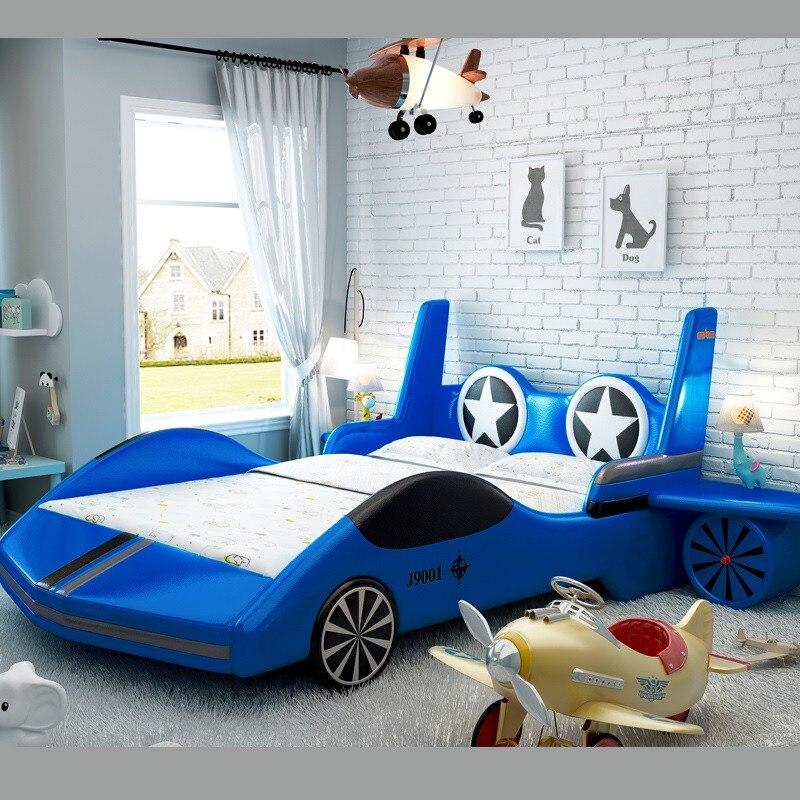 US $1298.0 |Fighter jet forma letto moderna insolito design camera da letto  set per i ragazzi-in Set per camera da letto da Mobili su Aliexpress.com |  ...