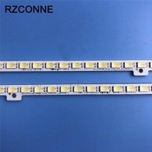 Image 2 - LED strip 72leds For Samsung 46 TV 2011SVS46 FHD 5K6K RIGHT+LEFT JVG4 460SMB R1 BN64 01644A UE46D5000 UE46D6000 UN46D6000