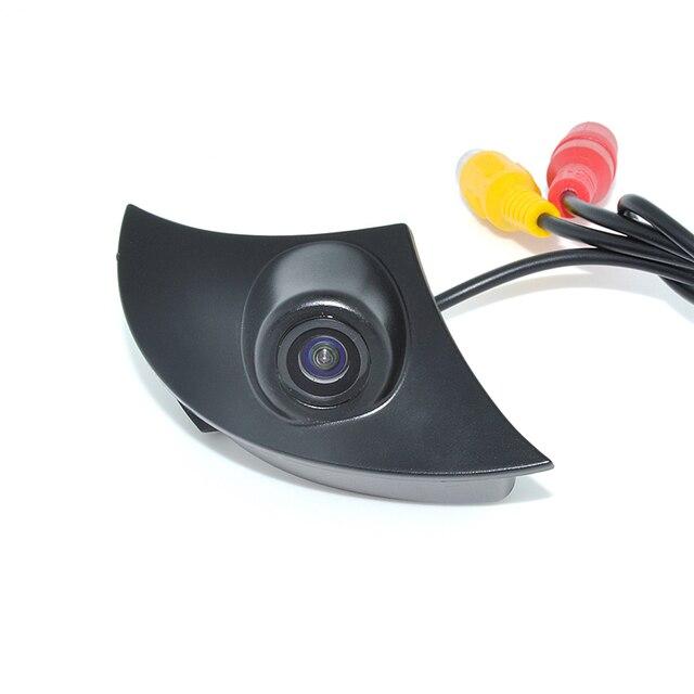 2015 HD CCD Car Front View Camera for Toyota RAV4/Corolla/Camry/Prado/Land Cruiser/Avensis/Auris Car Front  Camera