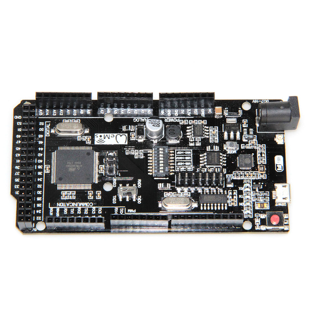 Mega +WiFi R3 ATmega2560+ESP8266 {4 Mt bytes (32 Mt bit) memory} USB-TTL CH340G for Arduino Mega For NodeMCU ESP8266 интегральная микросхема usb nodemcu lua wifi esp8266 nodemcu usb
