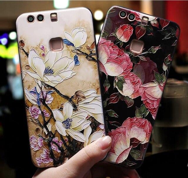 Dành cho Huawei P Thông Minh 2019 Giao Phối 10 Lite P10 P8 P9 Lite 2017 P20 Lite Pro Nova 3 3i Y6 prime 2018 Honor 8X10 9 8 Lite Ốp Lưng