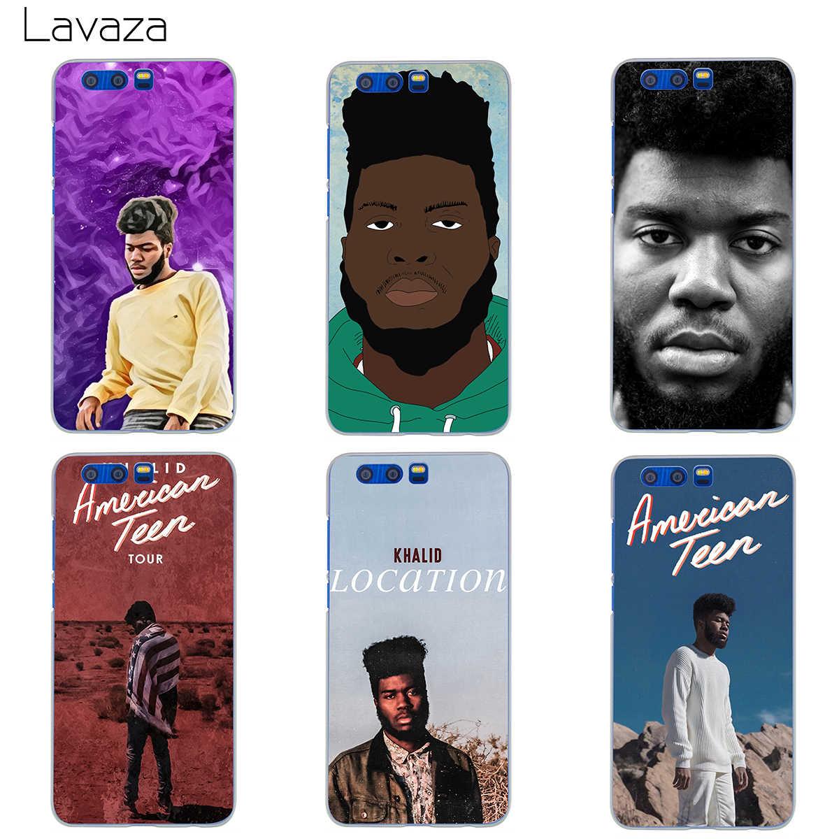 Lavaza Khalid Kodak Black Lecrae Moore Heart Couples Case for Huawei Honor  7a 7c Y6 Y7 9 P20 P Smart Lite Pro Plus Prime 2018