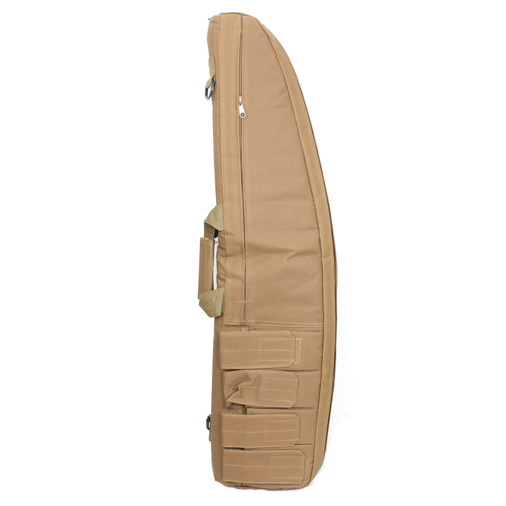Free Shipping 95CM NEW Tactical Heavy Gun Slip Bevel Carry Bag Rifle Case Shoulder Pouch For Hunting