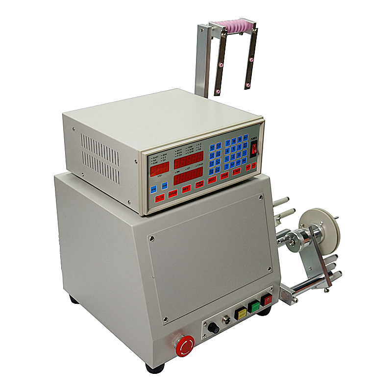 LY 820 CNC Computer C Automatic Coil Winder Winding Machine for Wire 0.2 3.0mm