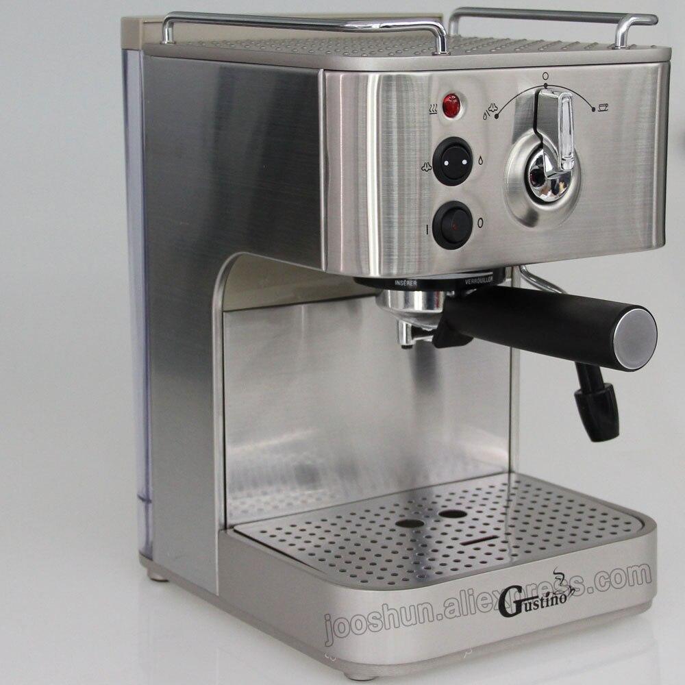 Uncategorized 220v Kitchen Appliances high quality electric coffee maker promotion shop for 4 cups espresso cappuccino 1050w machine 220v latte drip household kitchen appliances