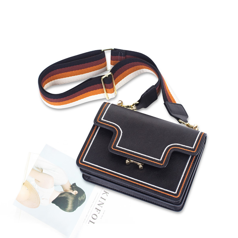 Fashion Women Crossbody Bag Luxury Handbags Ladies Bags Designer Split Leather Messenger Shoulder Bag Female 2018 Bolsa Feminina