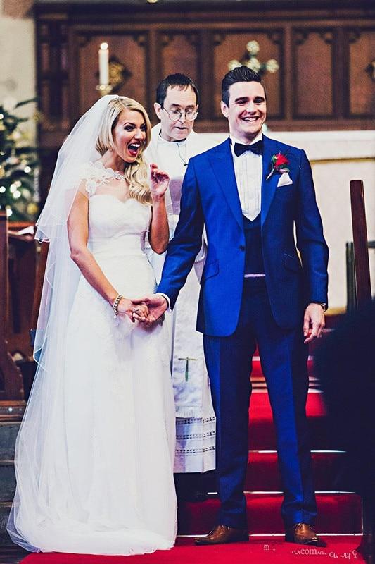 Fine Blue Groom Suits Ornament - Wedding Ideas - nilrebo.info