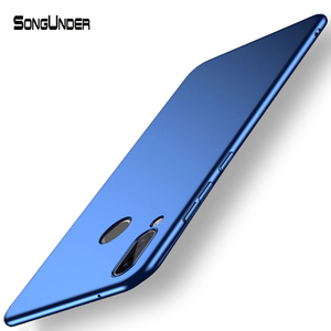 For Huawei P20 Lite Case Cover Business Ultra Slim Hard PC Back Cover For HuaweiP20 P20 Pro Lite P20Lite Cases Phone Coque Capa(China)