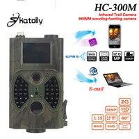 Suntek HC300M Hunting Trail Camera HC 300M Full HD 12MP 1080P Video Night Vision MMS GPRS