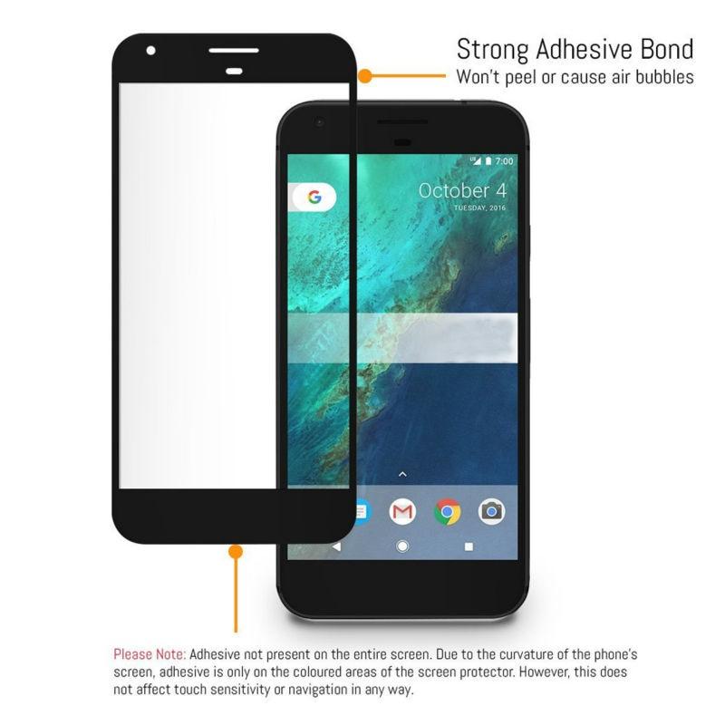 Para Google Pixel Funda transparente de TPU y 2.5D de cobertura - Accesorios y repuestos para celulares - foto 4
