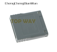 ChengChengDianWan SD Flash WISD Memory Card Adaptor Converter Adapter Card Reader For Wii GC GameCube Game Console