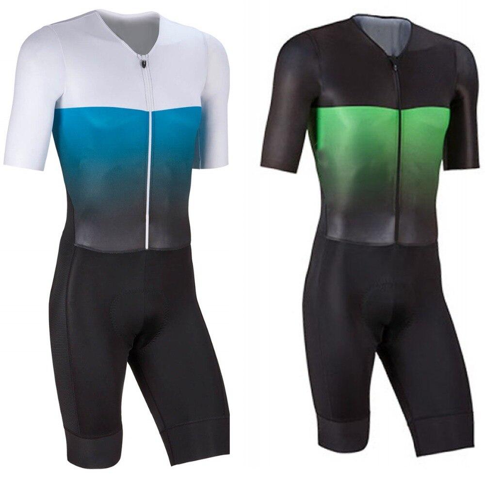 Men s Body Tights Cycling Skinsuit Jerseys Bike Race bodysuit Bicycle Sports SkinSuits Speed Skating Sportswear
