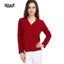 2017 Women Chiffon Shirt Plus Size Chemise femme 5XL Female Tunic Big White Tops and blouses for Ladies Summer Cheap Clothing