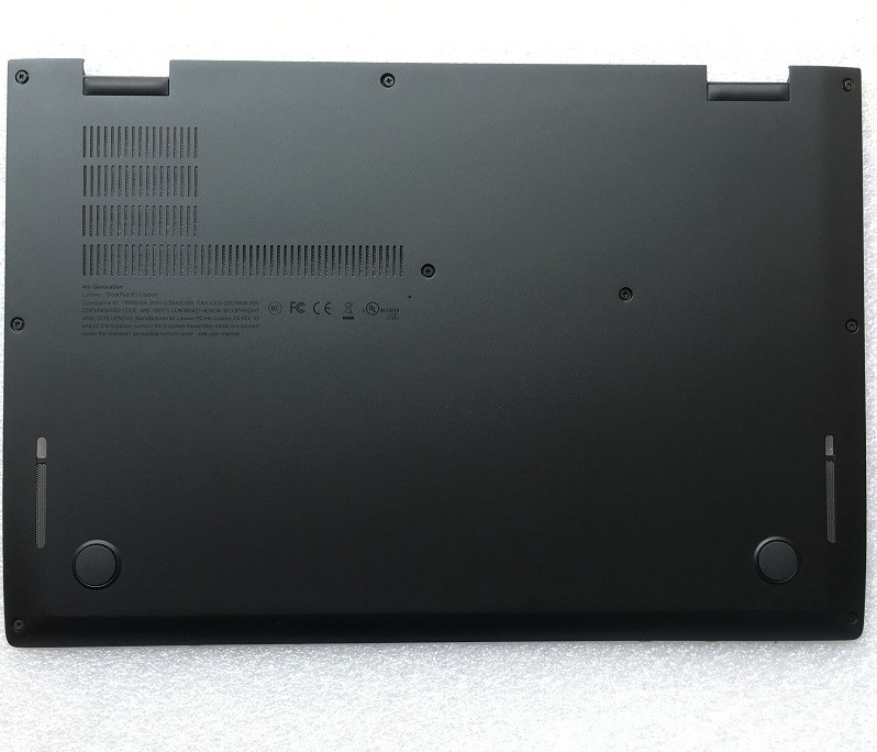 New Original for Lenovo ThinkPad X1 Carbon Gen 4 4th 20FB 20FC Bottom Lower Case Base Cover SCB0K40140 00JT836 460.04P07.0003 new original for lenovo thinkpad yoga 260 bottom base cover lower case black 00ht414 01ax900