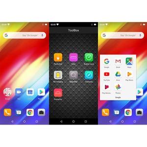 "Image 4 - الأصلي Homtom H10 5.85 ""أندرويد 8.1 MTK6750T ثماني النواة الهاتف المحمول بصمة فتح 64GB 3500mAh 16.0 MP 4G هاتف LTE الذكي"