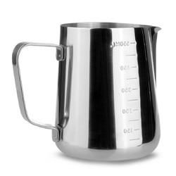 1pc dzbanek do spieniania mleka dzbanek do kuchni ze stali nierdzewnej dzbanek do spieniania mleka kafiatera do espresso narzędzia baristy Coffee Latte