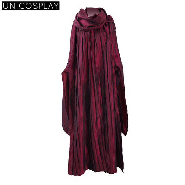 Melisandre Red Game of Thrones Costumes
