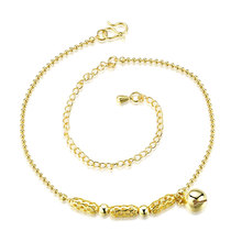 Wholesale New Fashion Women Fine Jewelry Woman Zircon Anklets Bracelet Female Foot Chain YMW-ZD089