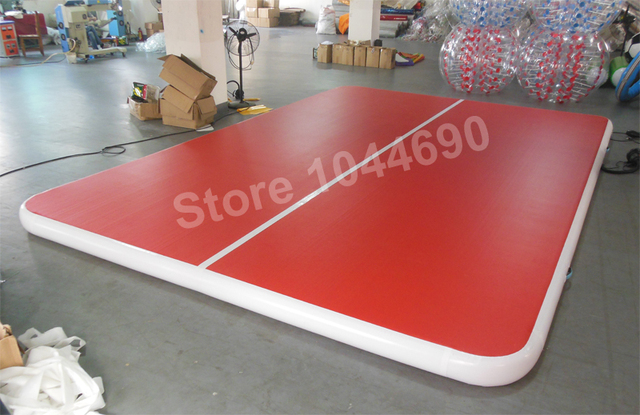 6 * 4 inflable auto inflar aire mat colchón exterior