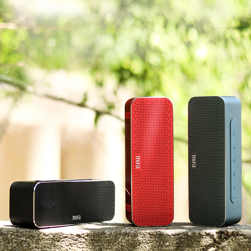Image 5 - MIFA A20 Portable Bluetooth Speaker Wireless Stereo Sound Boombox Speakers With Super Bass Support TF AUX TWS Bluetooth Speaker-in Portable Speakers from Consumer Electronics