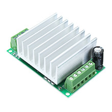 3D Printing TB6600 42/57/86 Stepper Motor Driver Board Single-axis controller 4.5A 40V Common Cathode(China)