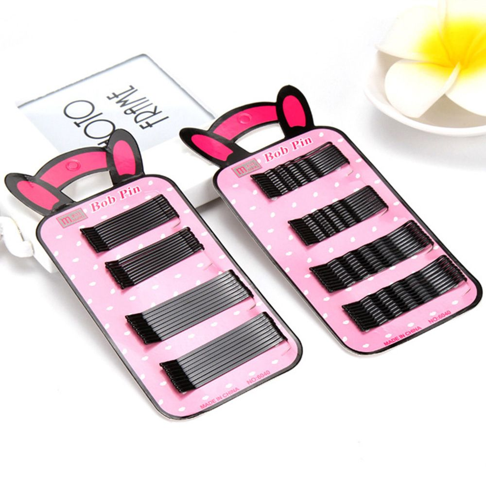 10/32/36pcs Hair Clip Ladies Hairpins Girls Hairpin Curly Wavy Grips Hairstyle Hairpin Women Bobby Pins Styling Hair Accessories