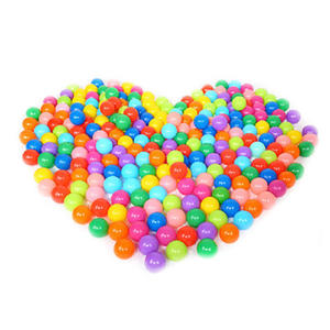 Swim-Pit-Toy Ocean-Ball Baby Water-Pool Eco-Friendly Funny Colorful Soft Kid 100pcs/Lot
